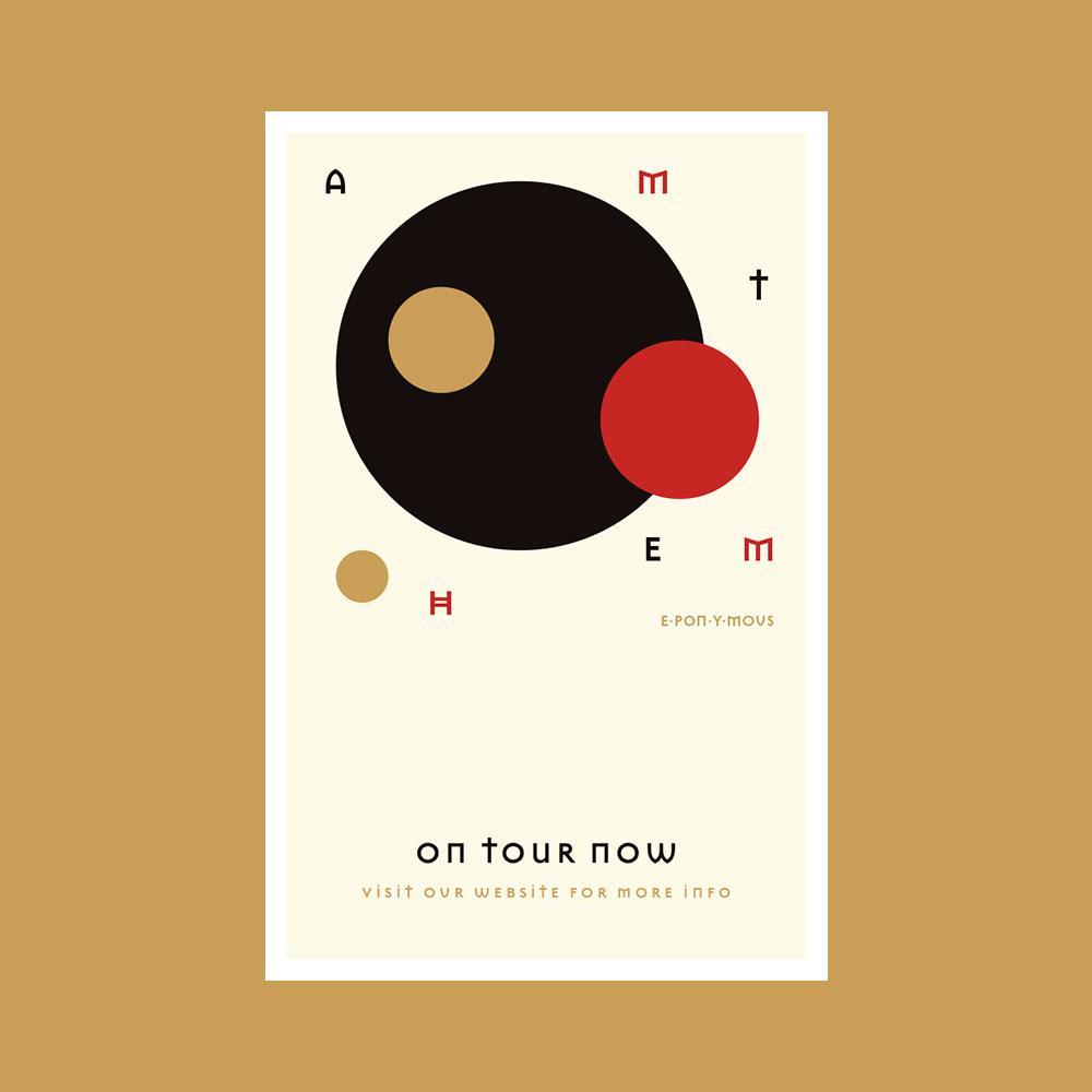 eponymous-tour-poster